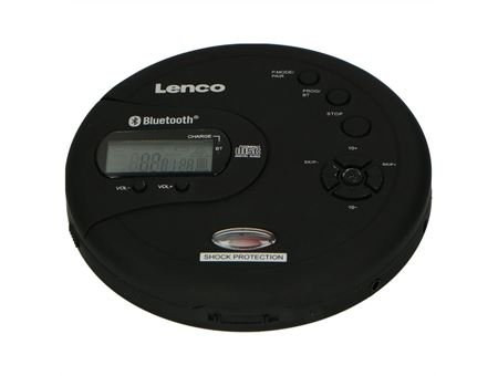 LENCO Portabler CD Player - CD-300