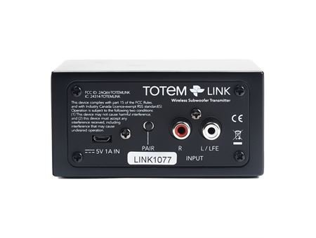 TOTEM Acoustic Wireless Transmitter - Link