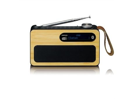LENCO DAB+ Radio - PDR-040BB