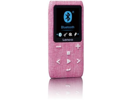 LENCO MP3 Player - XEMIO 861 pink