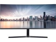 "Samsung Monitor - LC34H890WGU 34"" Curved"